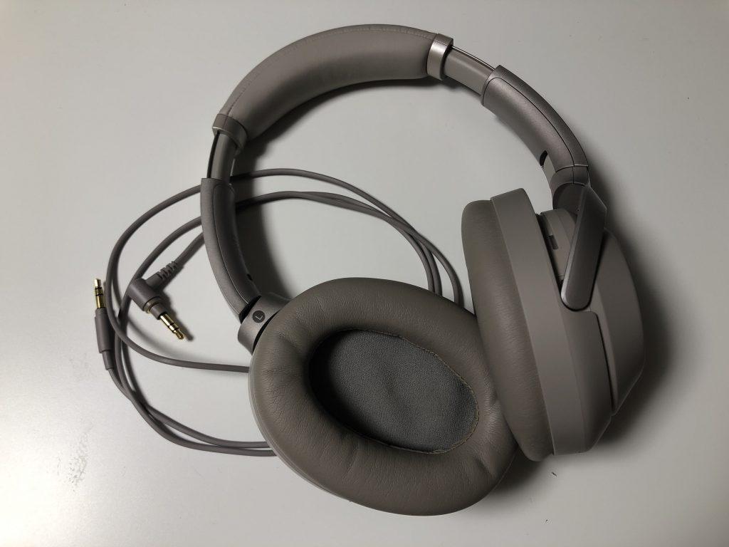 WH-1000XM3は有線接続したら音質が変わります【レビュー】